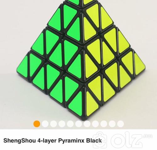 Shengshou 4-layer Pyraminx