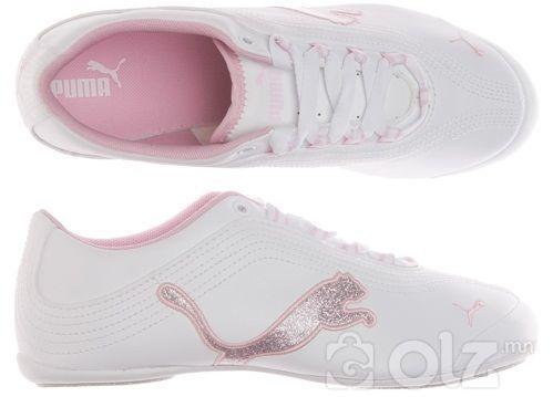 PUMA Soleil Bling V Kids shoe