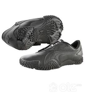 PUMA Mostro Perf Leather men shoe