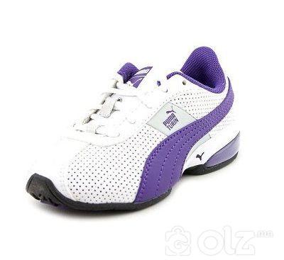 PUMA Cell Turin Perf Jr. shoe