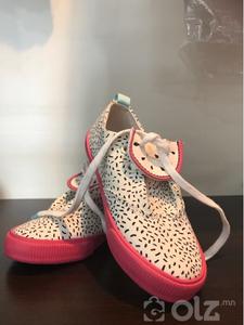 Охидын гутал