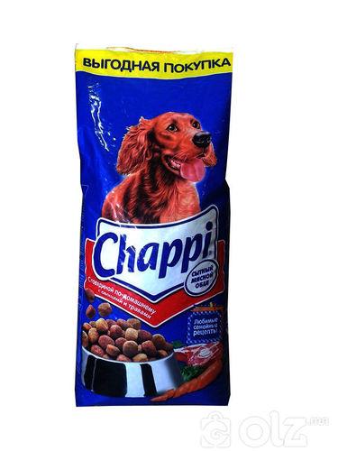 Chappi нохойн хоол