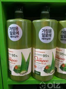 Aloevera SHAMPOO 1,5кг