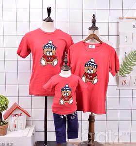 гэр бүлийн хос футболка
