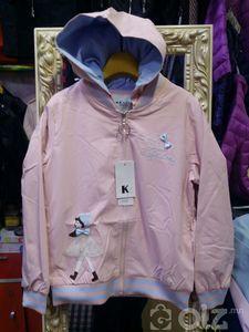 Эмэгтэй хүүхдийн куртик