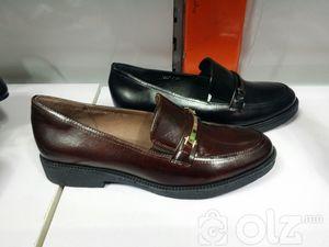 Цэвэр арьсан гутал