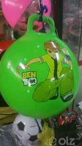 Чихтэй бөмбөг