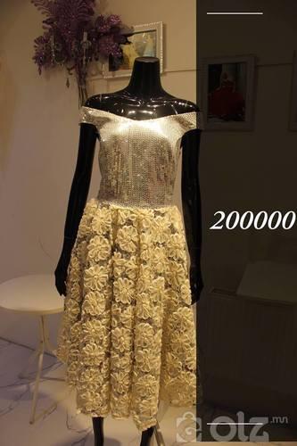 Гоёлын платье