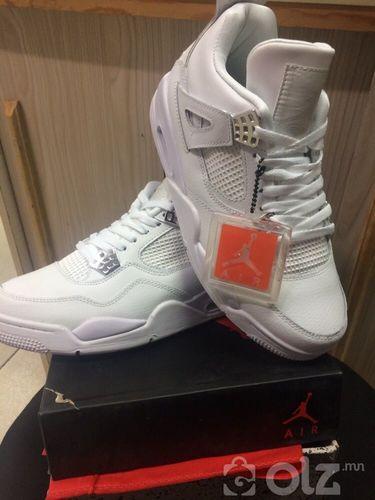 Jordan4 pure money