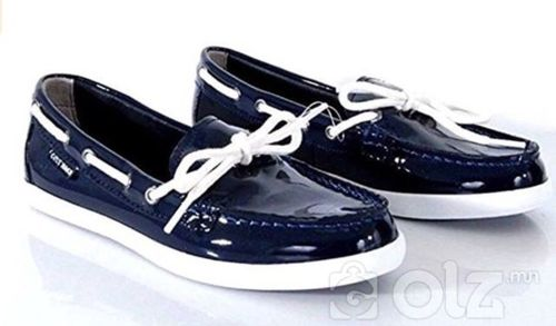 Women's Nantucket Camp Moc Boat Shoes