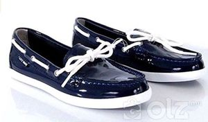 Women's Nantucket Camp Moc Boat Shoes