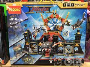 LEGO нинжа