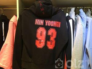 Min Yoongi цамц