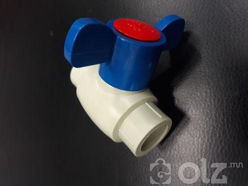 PPR Хүйтэн усны хаалт