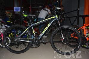 WOLF 600