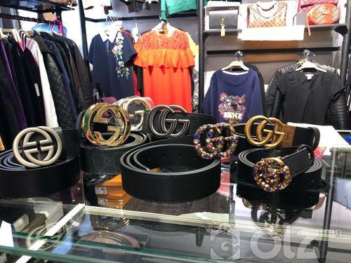 Gucci belt