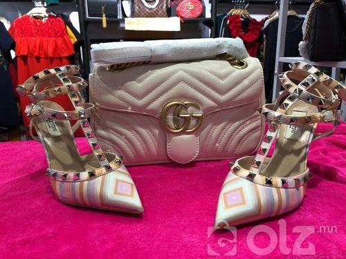 Gucci bag, Valentino