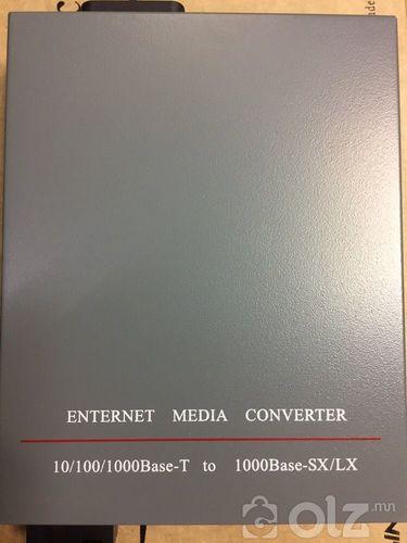 Media convertor