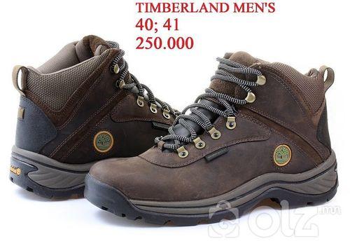 TIMBERLAND White ledge men hiking boots