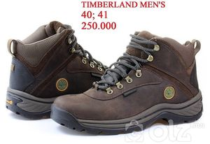 TIMBERLAND White ledge men hiking boots