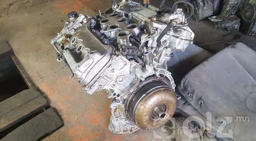 Zero Crown motor