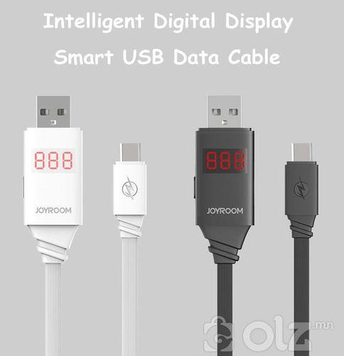 Ухаалаг дата кабель ZS200