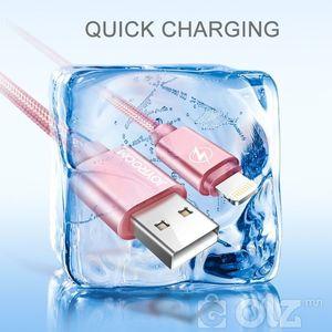 Нёлон сүлжмэл материалтай сунахгүй, шалбархагүй, тасарахгүй, тохируулгатай кабель S-Q1