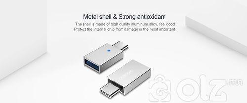 Type-C г USB хувиргагч S-M203 USB 3.0 цэнэглэх/дамжуулах