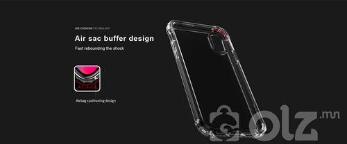 Кристал хуяг загварын iphone X case JR-BP435