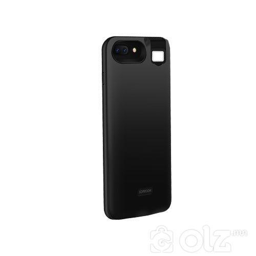 Power банктай гэрэлтэй iPhone 8+/7+ утасны гэр /Case power bank+light /