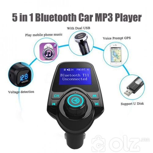 T11 BLUETOOTH MP3 ТОГЛУУЛАГЧ