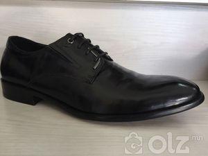 Эрэгтэй арьсан ботинк