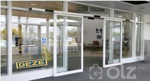 GEZE бренд Автомат хаалга