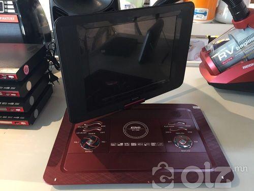 EDVD тоглуулагч 14 инч дэлгэц 360