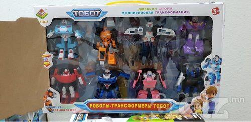 Tobot set