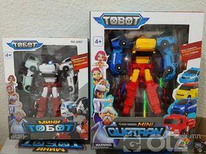 Tobot Quatran