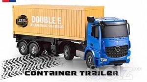 Container trailer
