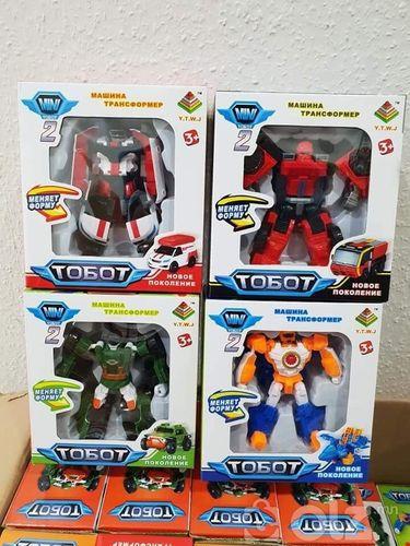 Tobot delta Tron