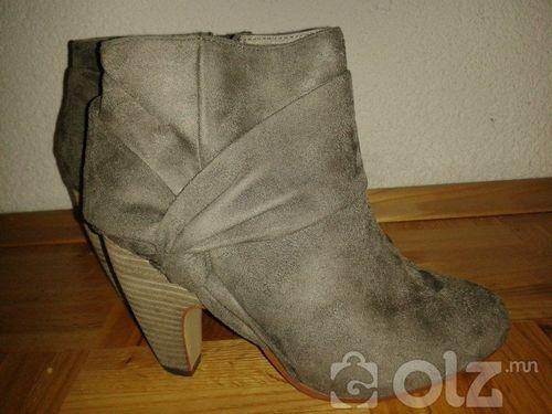 Хавар намрын хагас түрийтэй гутал