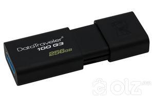 Kingston 256G DT100G3 Flash USB3.0