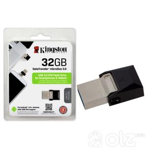 Kingston 32G microDuo 3.0 Flash
