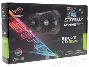 ASUS STRIX GeForce® GTX 1050TI-4G-Gaming