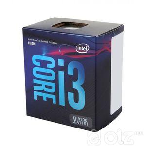 8th Gen Intel® Core™ i3-8100 Processor