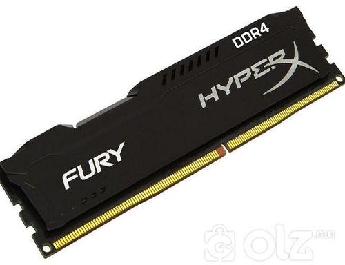 8G DDR4 Kingston HyperX FURY 2400MHz