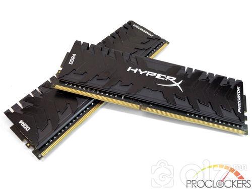16G DDR4 Kingston HyperX Predator RGB 3200MHz