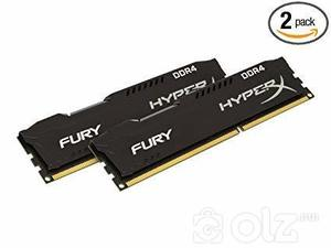 16G DDR4 Kingston HyperX FURY 2400MHz
