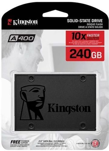240G SSD Kingston SA400S37/240G