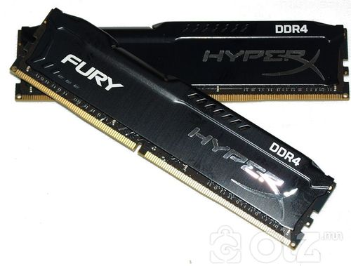 8G DDR4 Kingston HyperX FURY 2666MHz