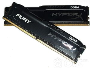 8G DDR4 Kingston HyperX FURY 2666MHz