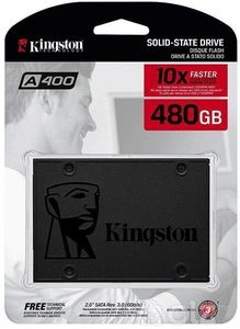 480G SSD Kingston SA400S37/480G